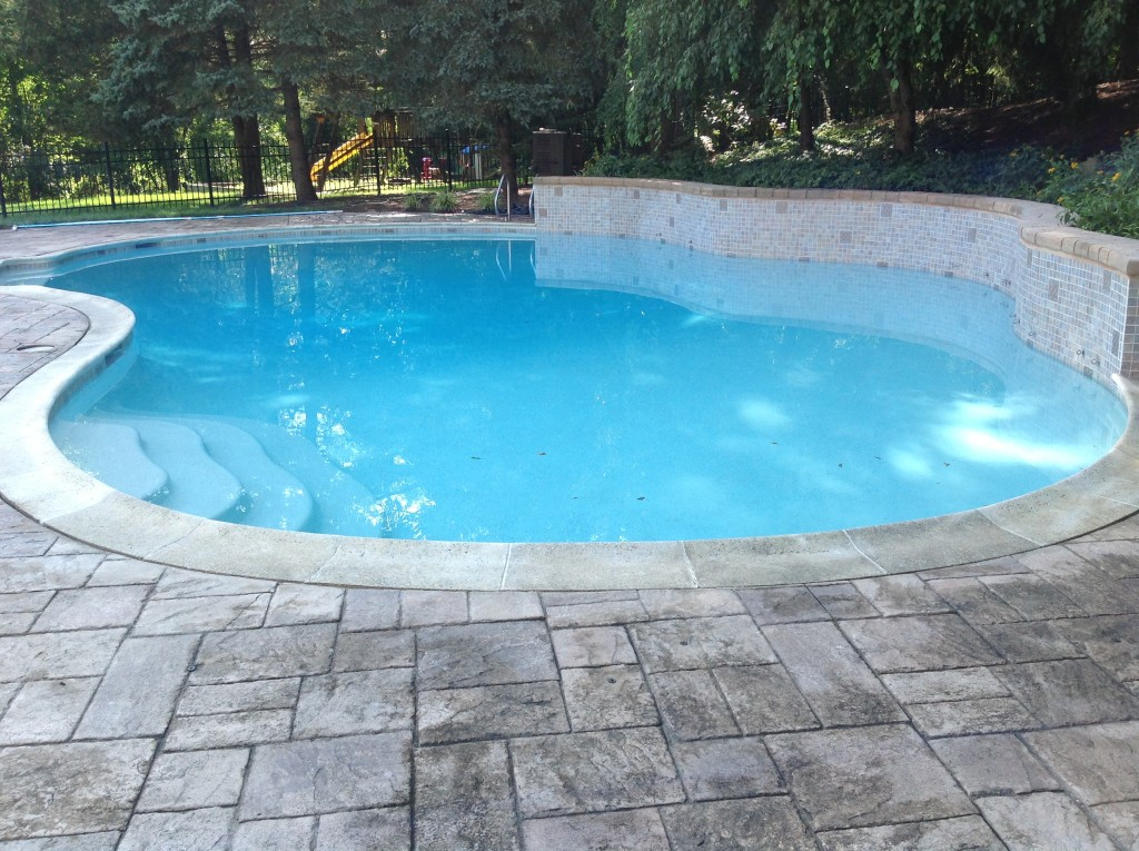 Diamond Brite Pearl 4 Frog S Pool Renovation